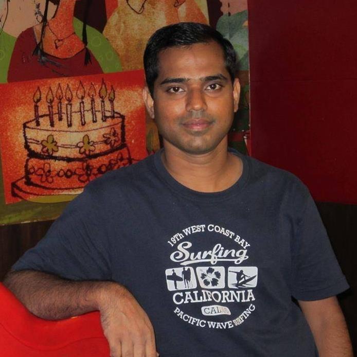 Palash Banerjee représentant N.P.J au Bangladesh