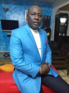Edmond Adjoumani représentant N.P.J Côte d'Ivoire Afrique