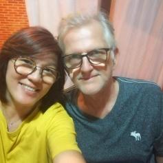 Denis Kugler correspondant N.P.J au Cambodge