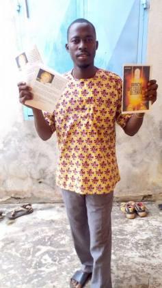 Emmanuel Nazaréen Ouamouno représentant N.P.J Guinée Conakry Afrique
