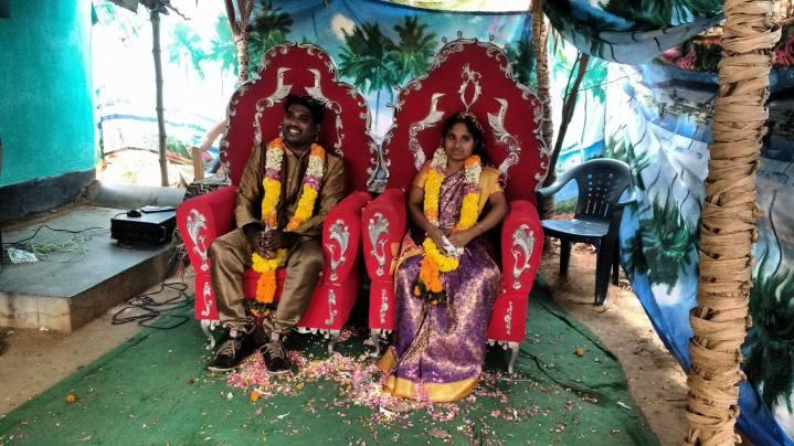 (identité préservée) N.P.J Inde Andhra Pradesh