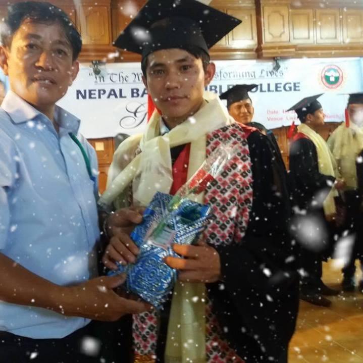 (identité préservée) N.P.J Népal