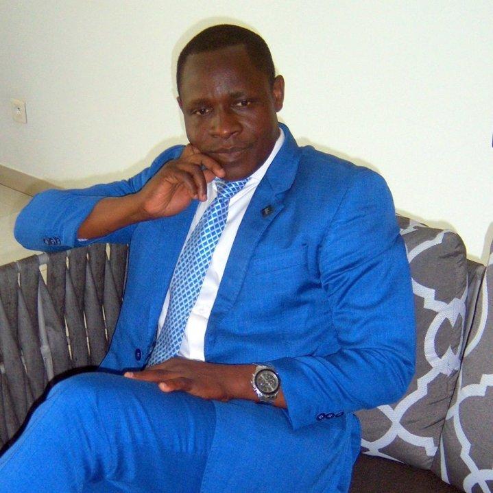Pasteur Charles DOKUI-EDAYE représentant officiel N.P.J pour l'Afrique basé à Dakar Afrique