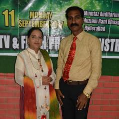 Ps Lazarus Daraz correspondant N.P.J au Pakistan