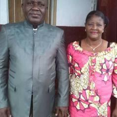 Polycarpe Mata représentant N.P.J en RDC Kinshasa Afrique